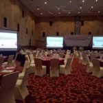 Sewa Rental Big Screen Projector