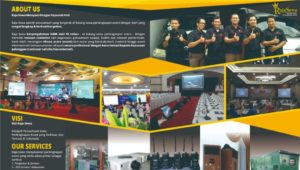 Rajanya Sewa Projector, Handy Talky, LED TV, LED Screen, AC Standing, Genset, Sound System & Perlengkapan Pesta.